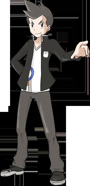 Pokemon Trainer Denny By Tsunami Dono On Deviantart