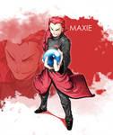 Maxie - Team Magma