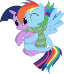 Dashie Wants Hugs Too