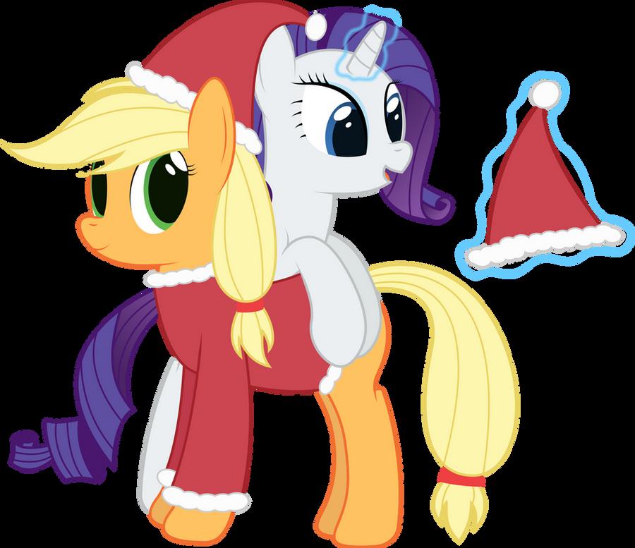 A RariJack Christmas by joeyh3