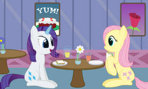 Peaceful Lunch by joeyh3