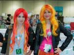 BronyCon 2015 - Sunset Shimmers