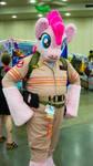 BronyCon 2015 - GhostBuster Pinkie Pie
