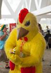 BronyCon 2015 - Chicken Man