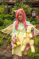 Everfree 2016 - Fluttershy by joeyh3