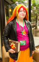 Everfree 2016 - Sunset Shimmer by joeyh3