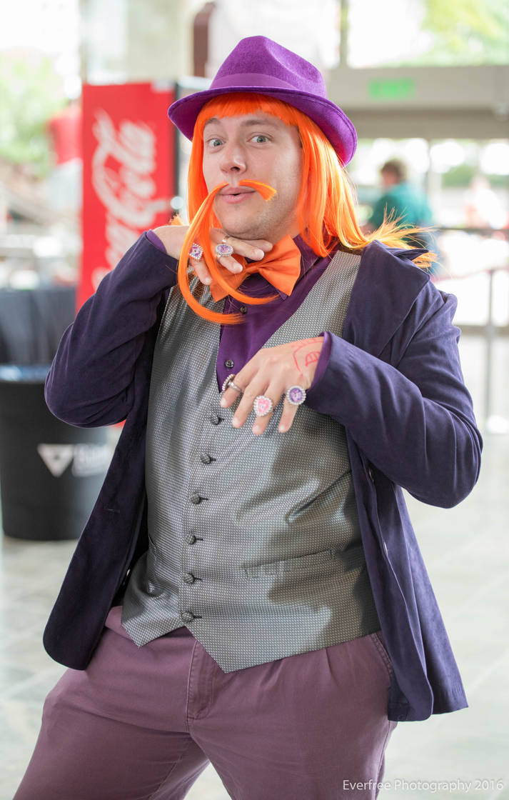 BronyCon 2016 - Stephen Magent by joeyh3