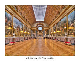 Versailles by onicomicosis