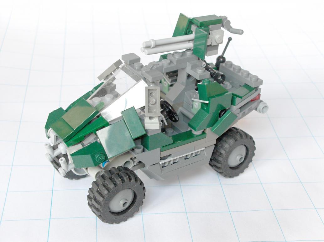 THE warthog 1 by Tekka-Croe