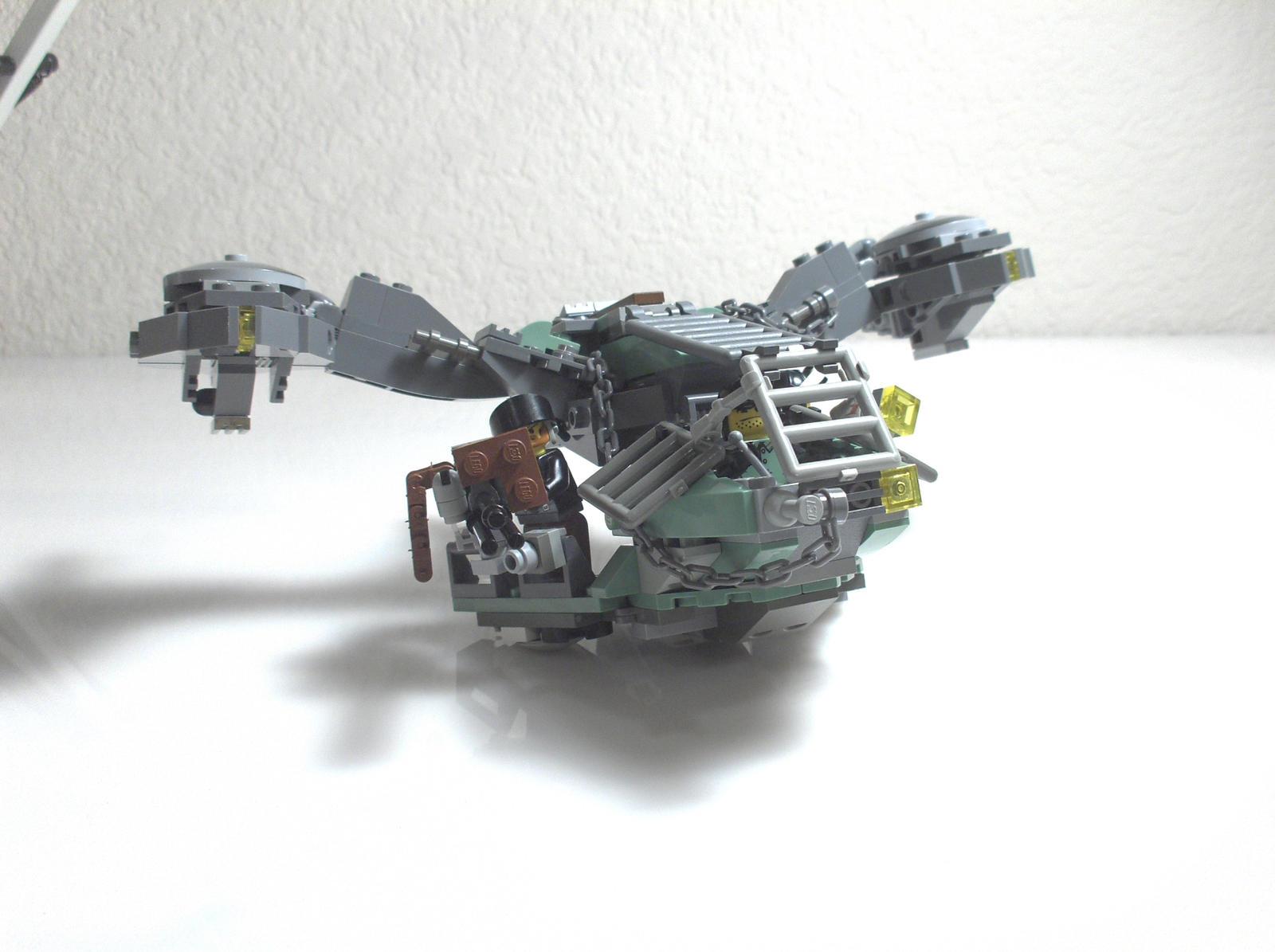 Post-Apoc Hornet 1 by Tekka-Croe