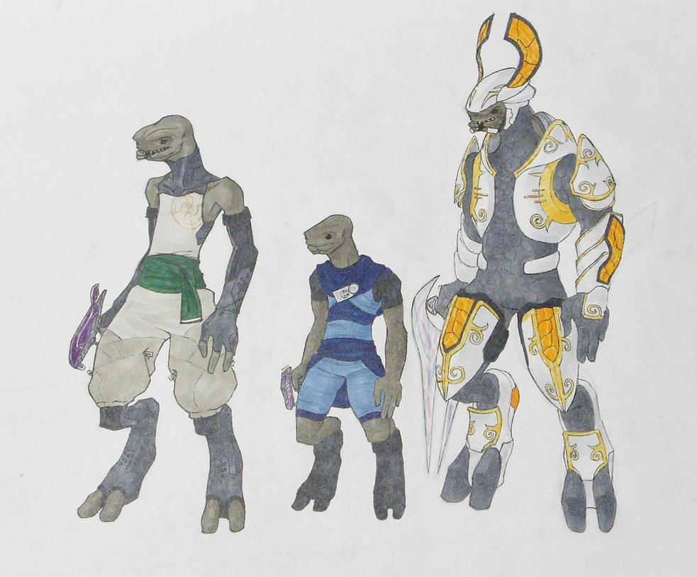 Perfect Circle- Characters 1 by Tekka-Croe on DeviantArt