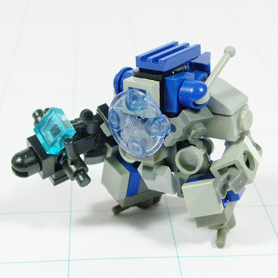 Submersible Combat Suit by Tekka-Croe