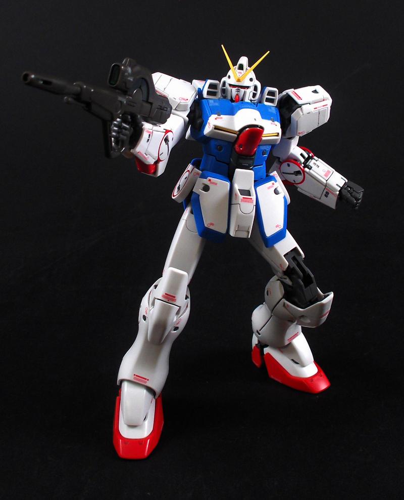 Victory Gundam Ver.Ka by Tekka-Croe