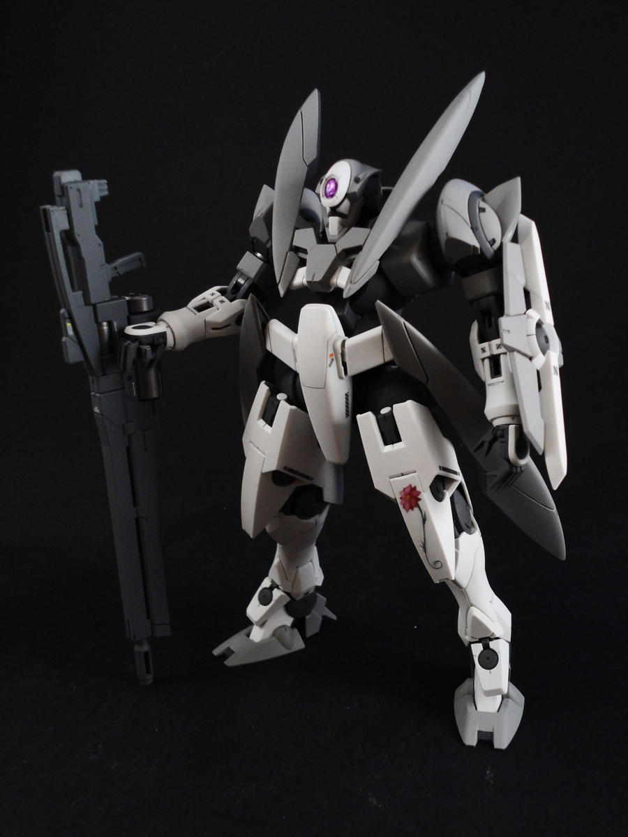 GN-X 'Jinx' Master Grade by Tekka-Croe