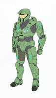 Mjolnir mkVII armor