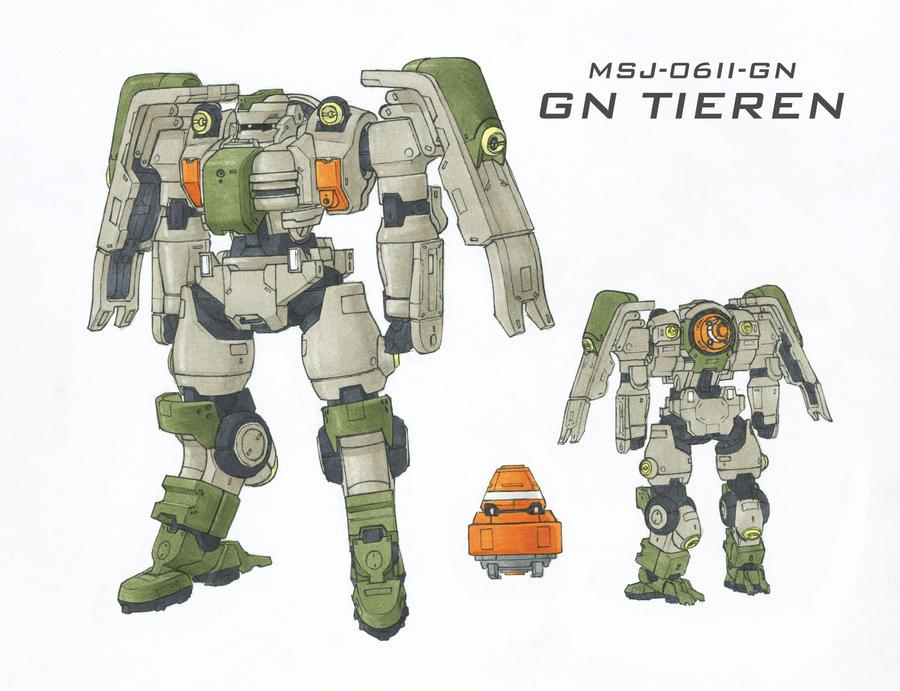 GN Tieren by Tekka-Croe