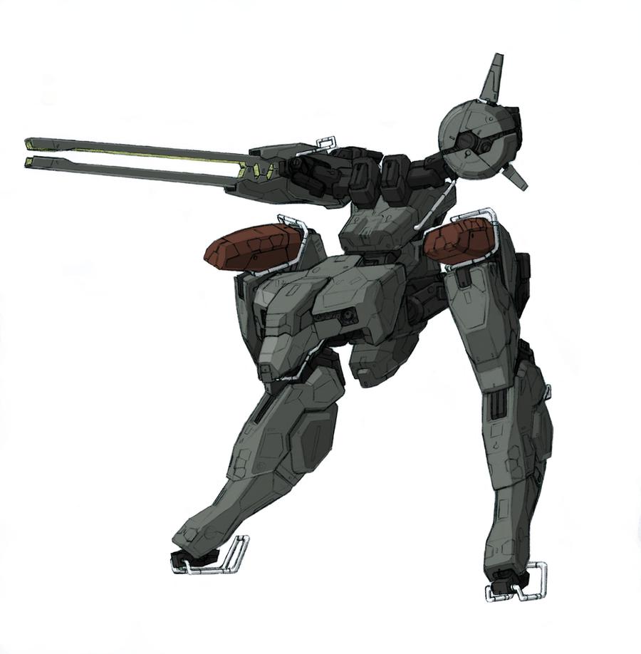 METAL GEAR VICTOR by Tekka-Croe