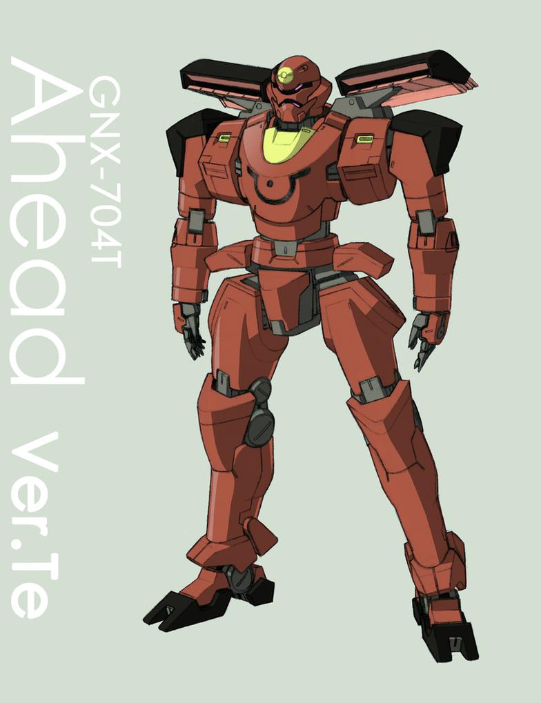 Ahead Ver.Te by Tekka-Croe