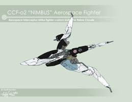 CCF-o2 'NIMBUS' by Tekka-Croe