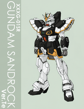 Gundam Sandrock Ver.Te