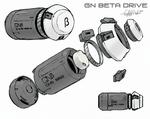 GN Beta Drive Schematic