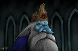The Ice King by Tekka-Croe