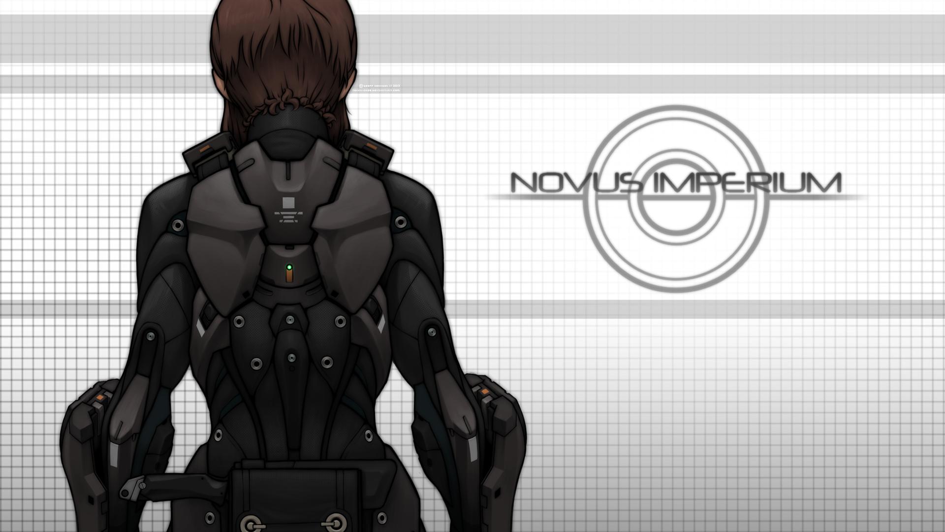 NI Desktop / Reina Armor Study by Tekka-Croe