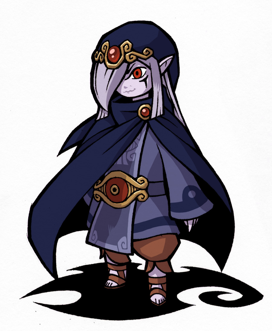 The Wind Mage (Wind Waker)