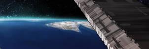 Low Orbital Ring