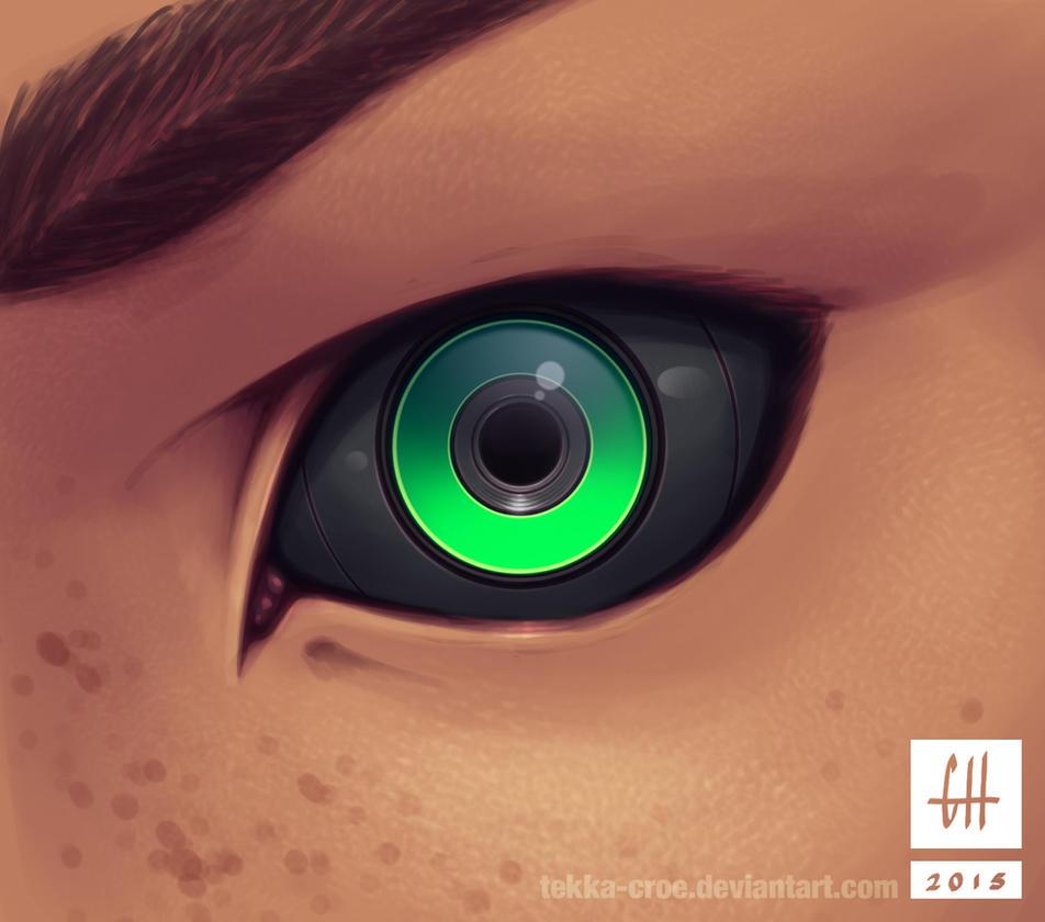 Clear Eyes by Tekka-Croe