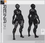 Reina's Armor (2015)
