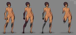 Reina- Cybernetics Construction