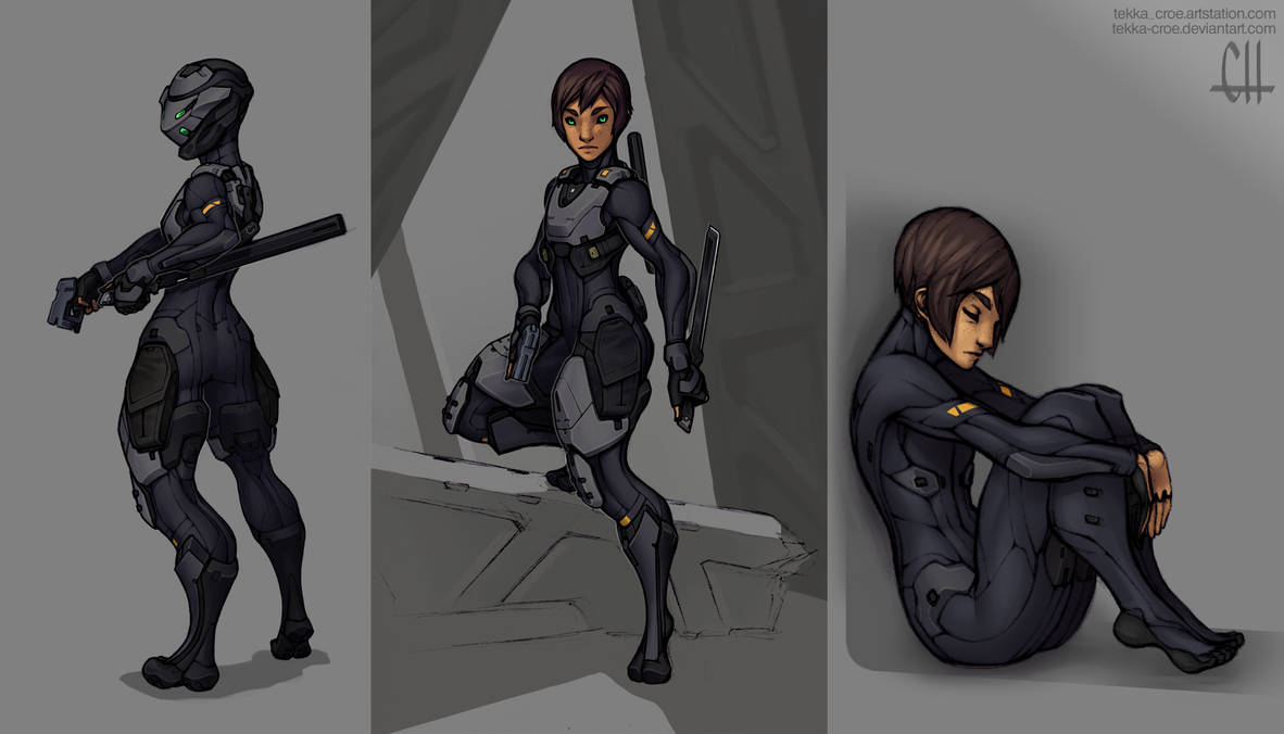 Reina's Armor (2016)