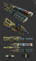 Heavy Cargo Conveyor