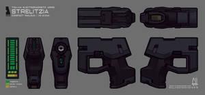 'Strelitzia' Compact Railgun