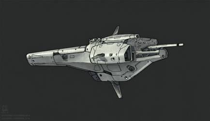 Corvette (Inktober 2020 Day 17)