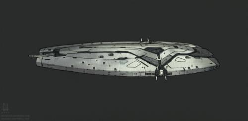 Cruiser (Inktober 2020 Day 26)