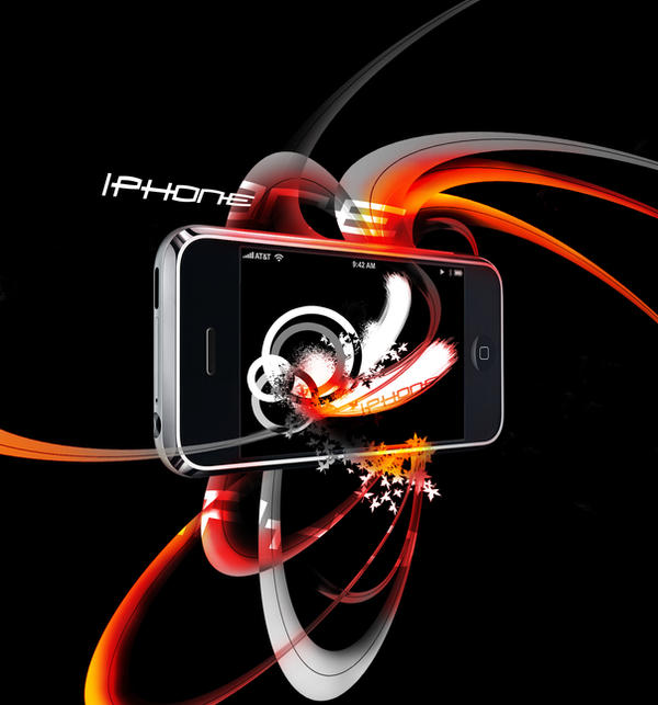 iPhone : Remix by ionixon