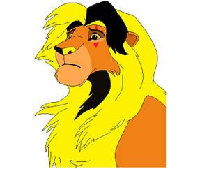 Romeo The Lion