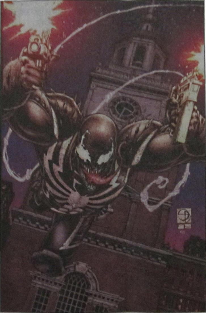 Venom by nickanater1