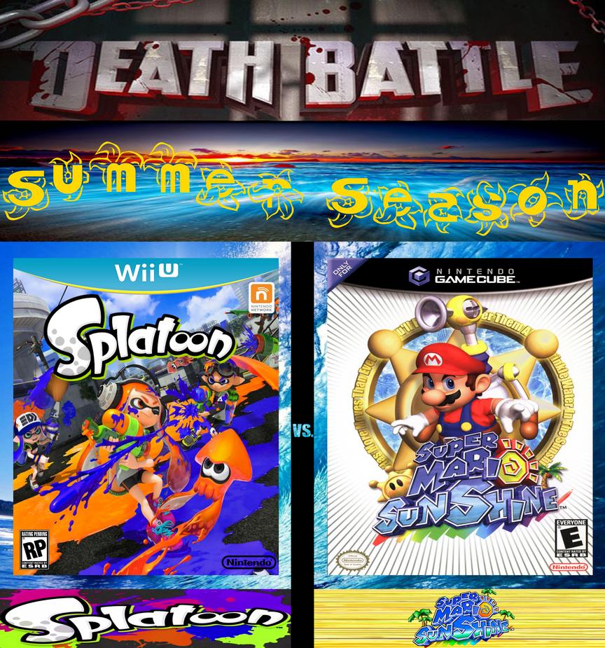Death Battle 19 Summer Season by nickanater1