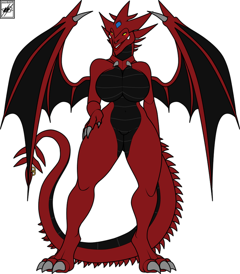 Slifer the sky dragon sex