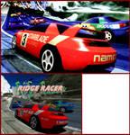Ridge Racer Wallpaper Background