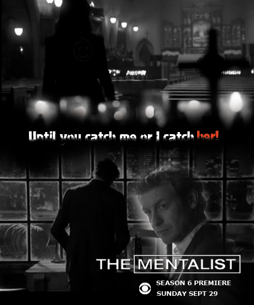 Poster The Mentalist S6 By EliACa