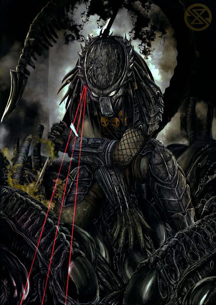 wolf predator again by legowosnake