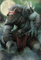 Werewolf Evo by legowosnake
