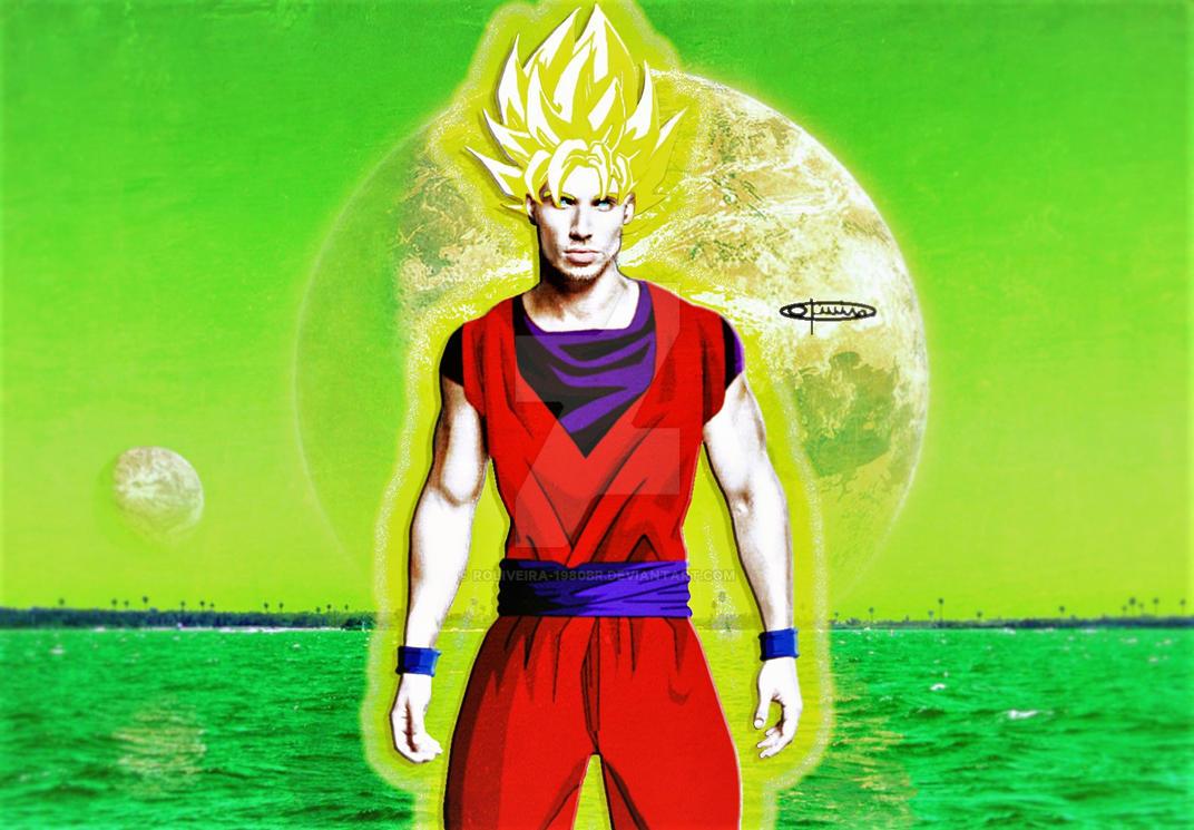 Goku super sayajin by roliveira-1980br