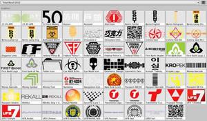 Total Recall 2012 Graphics + Symbols
