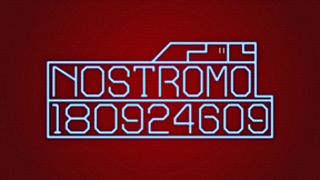 Nostromo Boot-up Screen BKG by Mike-the-Vector