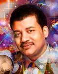Neil deGrasse Tyson by Mike-the-Vector